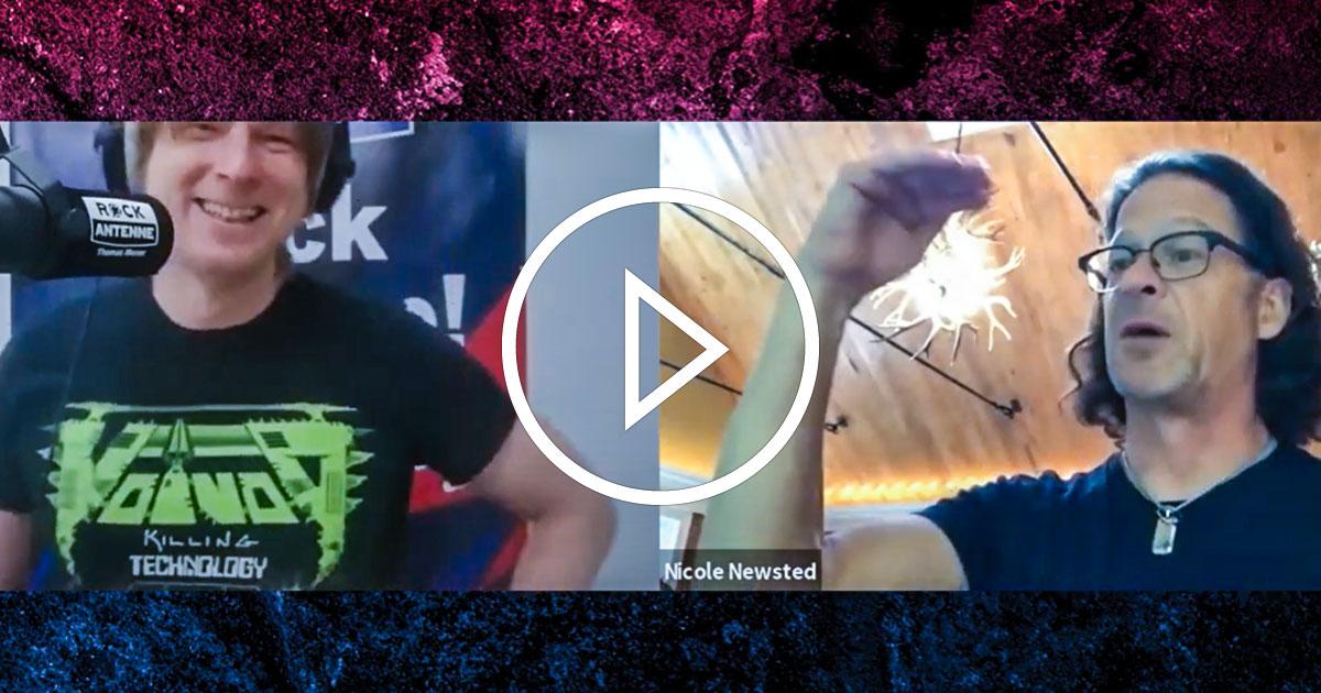 Im Interview: Jason Newsted über das schwarze Album und seine Bedeutung für Metallica