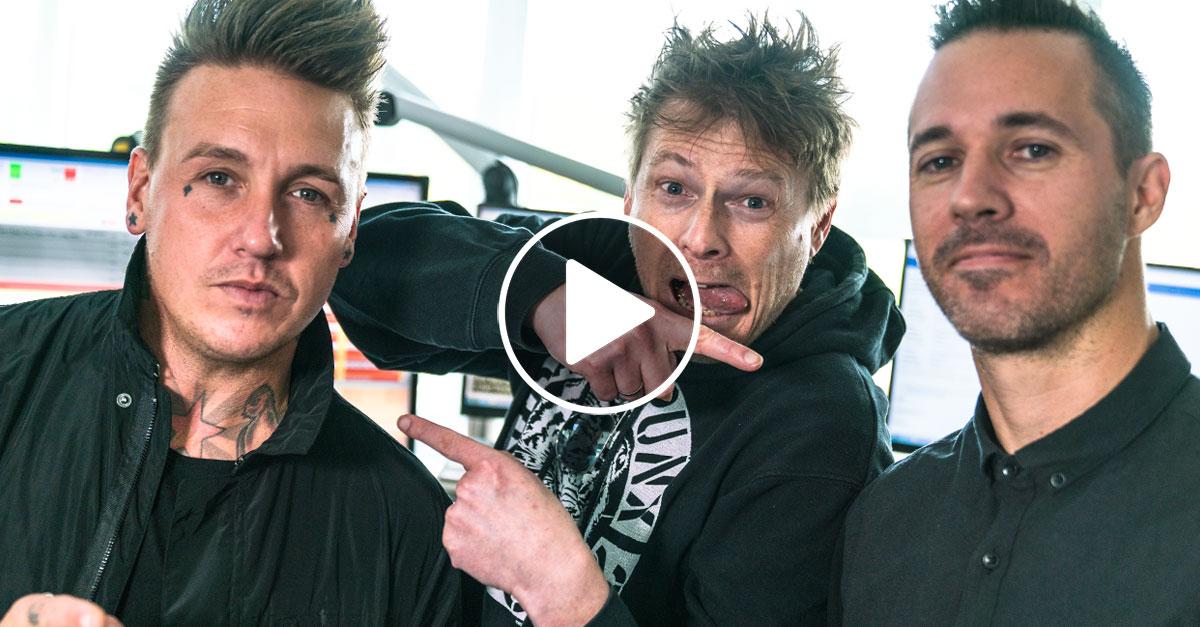 Papa Roach über früher, heute und morgen: Das ROCK ANTENNE Interview
