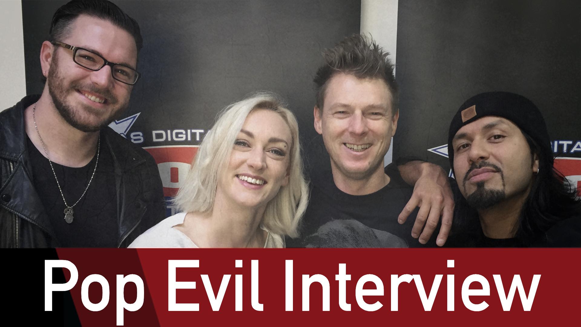Pop Evil: Als Underdog die Welt erobern und andere Rockweisheiten - Das ROCK ANTENNE Interview