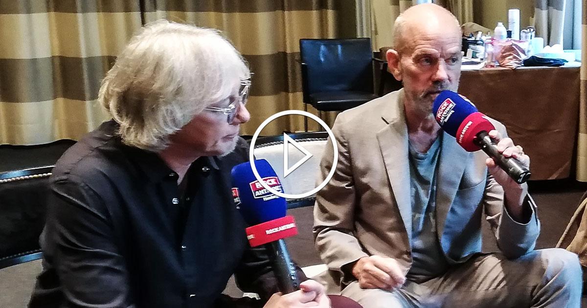 R.E.M. 2019: Michael Stipe und Mike Mills im Interview