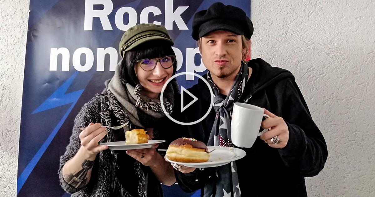 Tobi Sammet über Kuchen, Fulda und Avantasia: Das ROCK ANTENNE Interview