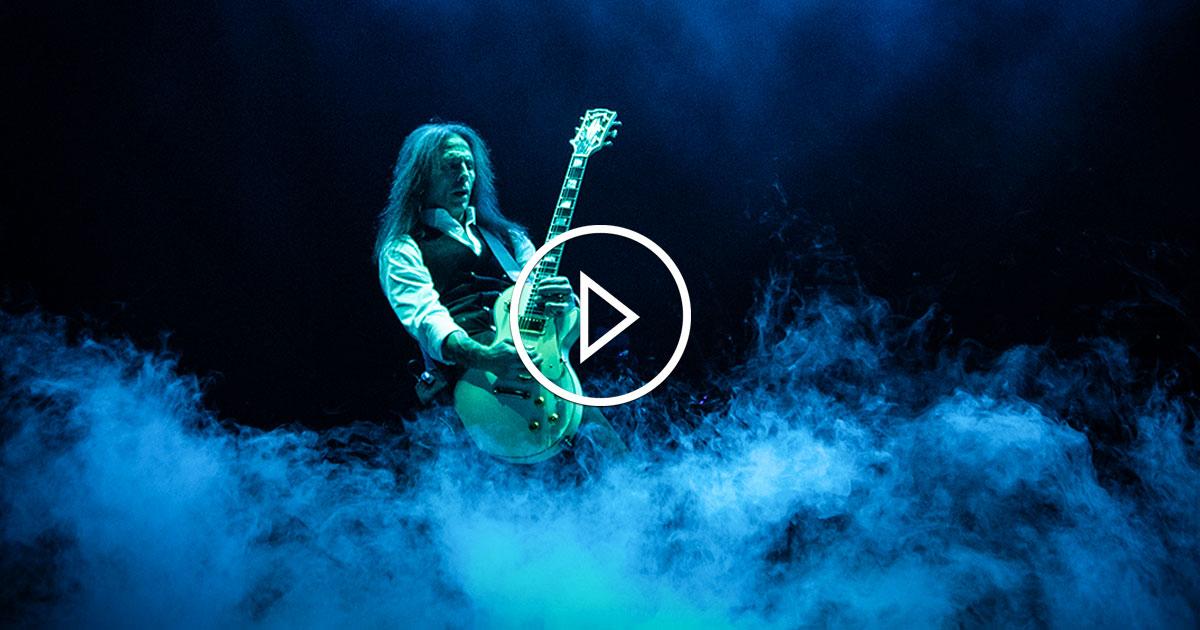 Trans-Siberian Orchestra 2020: Al Pitrelli im ROCK ANTENNE Interview