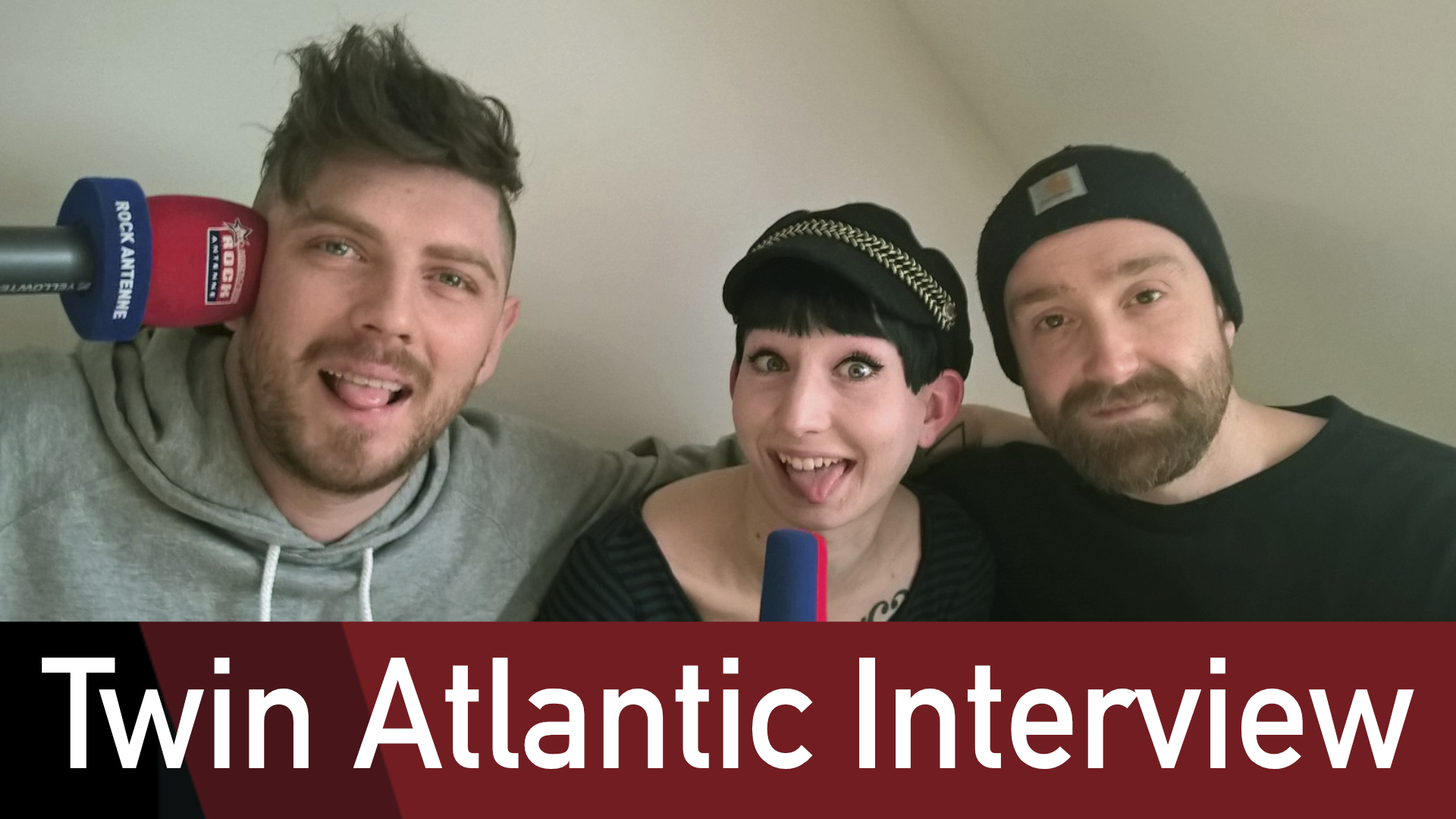 Twin Atlantic über GLA, Weiterentwicklung und große Träume - Das ROCK ANTENNE Interview