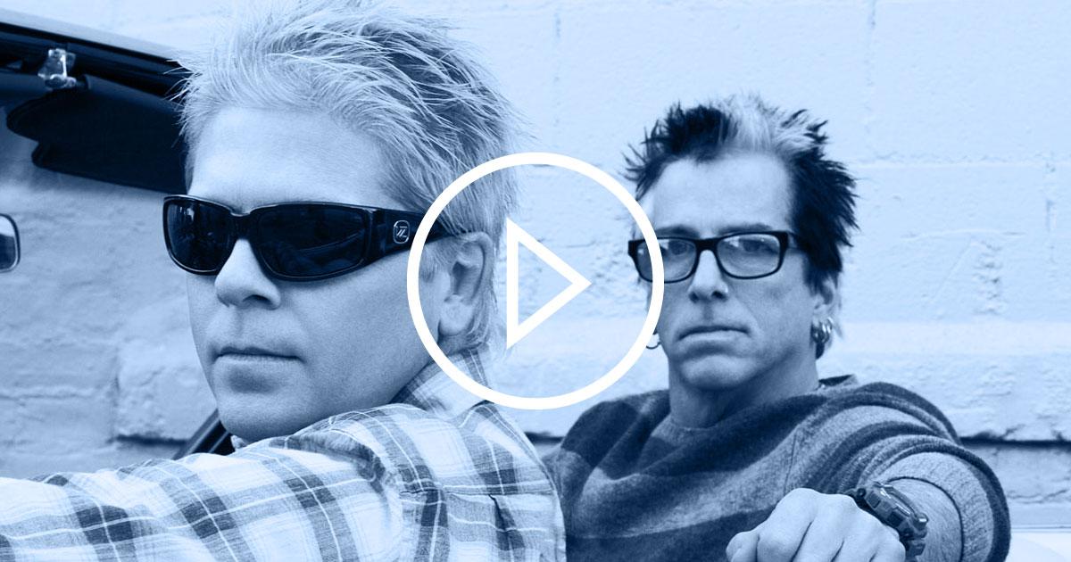 Im Interview: Noodles und Dexter Holland von The Offspring über das neue Album