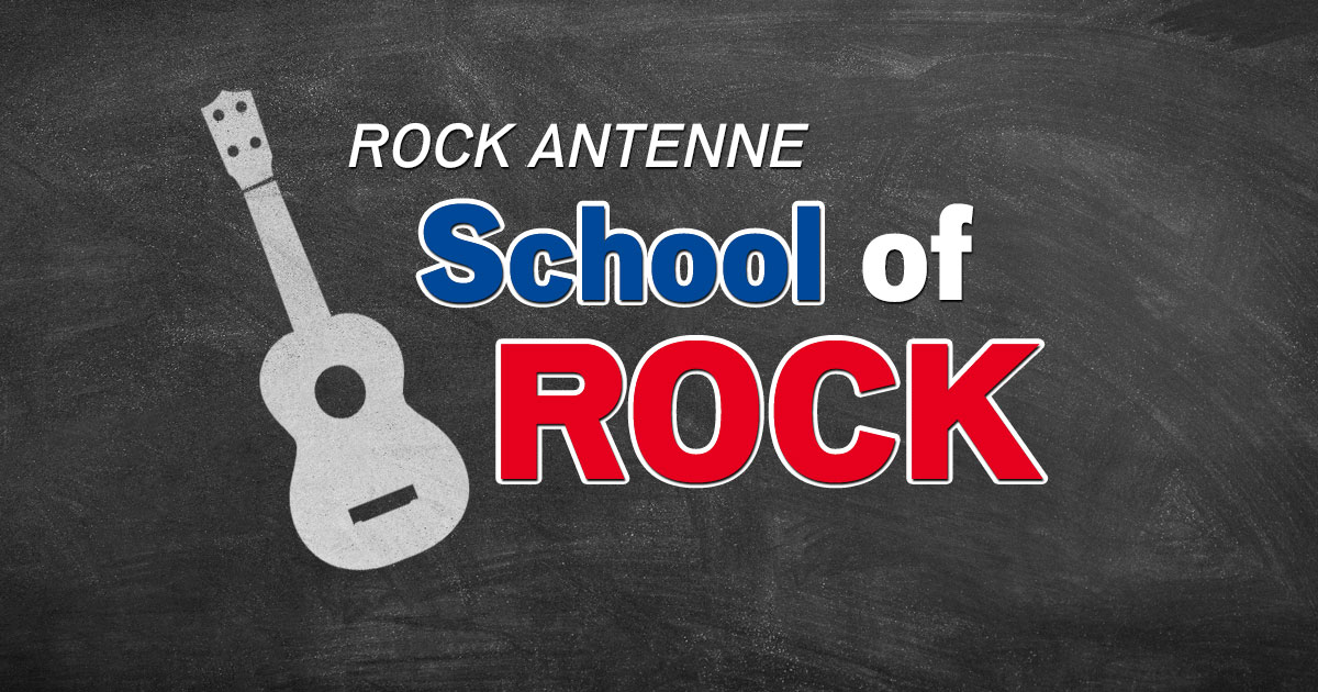 School of Rock - Der etwas andere Gitarrenunterricht!