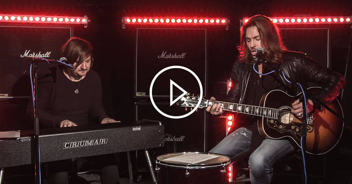 "Gil Ofarim: ""Best Of You"" unplugged"