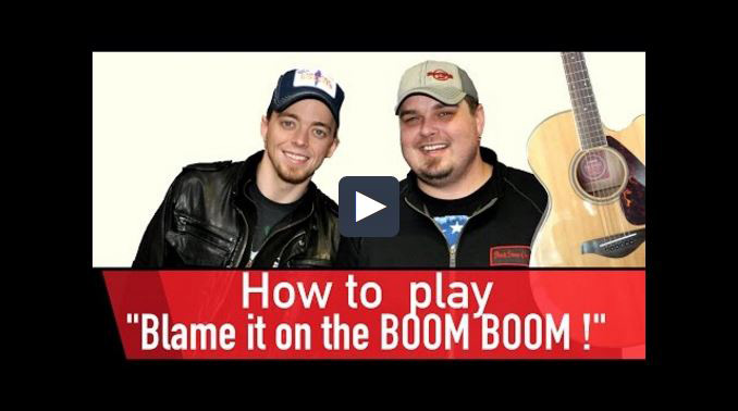 "Black Stone Cherry: Chris und Ben erklären ""Blame It On The Boom Boom"""