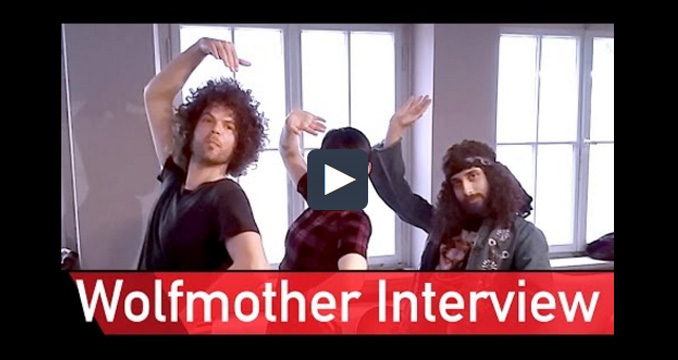 Wolfmother im ROCK ANTENNE-Interview