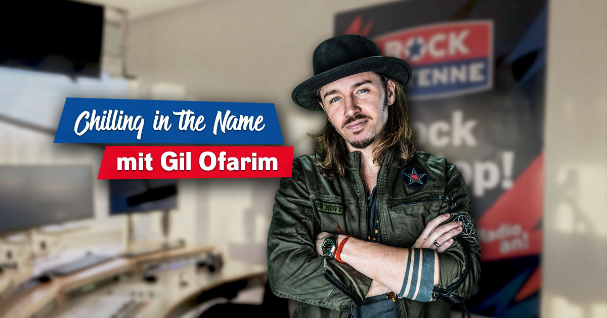 """Chilling in the Name"" mit Gil Ofarim"