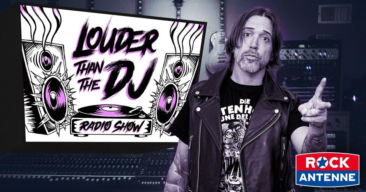 Louder Than The DJ: Hört hier die erste Sendung nochmal im Podcast!