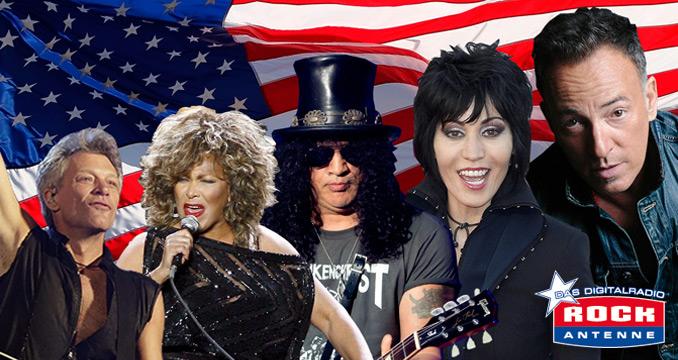 Wählt eure 20 größten US-Rocker - das US-Wahl-Samstags-Spezial!