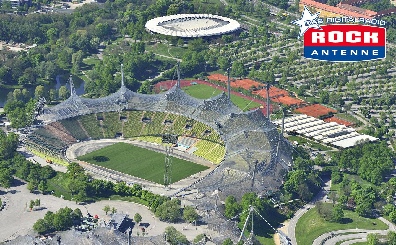 45 Jahre Olympiastadion München: Stars & Stories