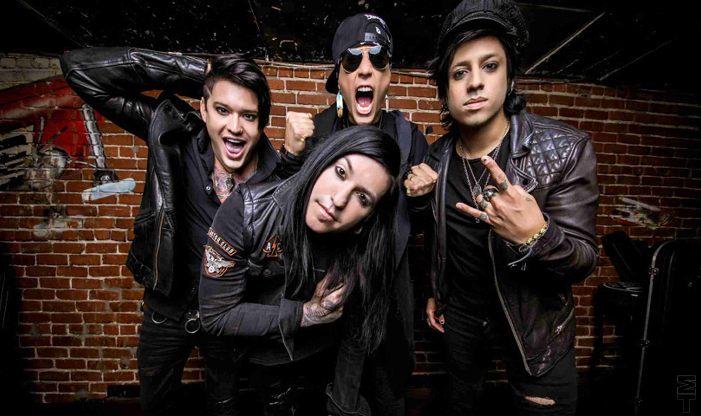 Young Stars präsentiert: Escape the Fate in München