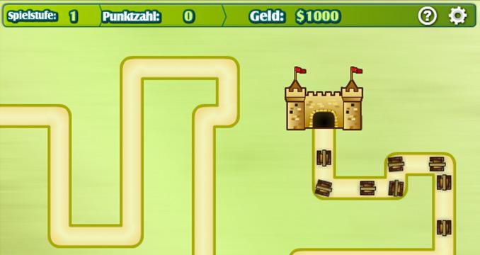 Burg-Verteidigung