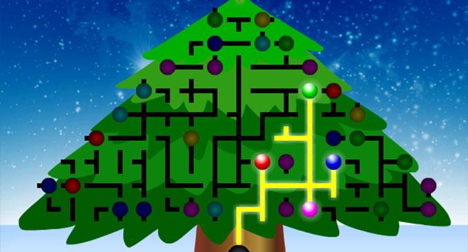 Weihnachtsbaum-Leuchten