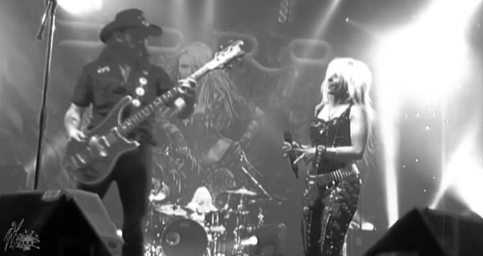 "Doro veröffentlicht Video ""It Still Hurts - In Memory Of Lemmy Kilmister"""