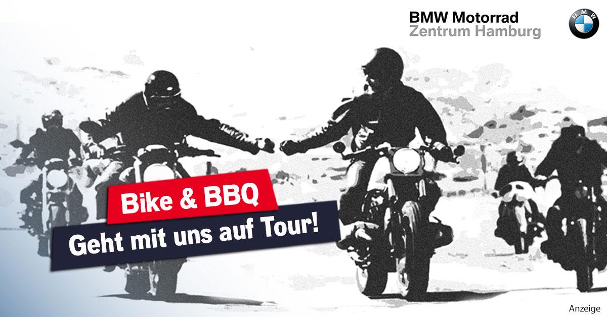 """""""Bike & BBQ"""" mit BMW: Sucht jetzt euer Traumbike aus"""