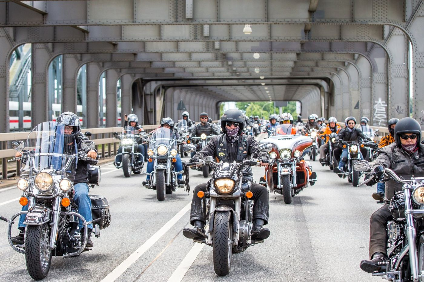 Die Hamburg Harley Days im Live Stream