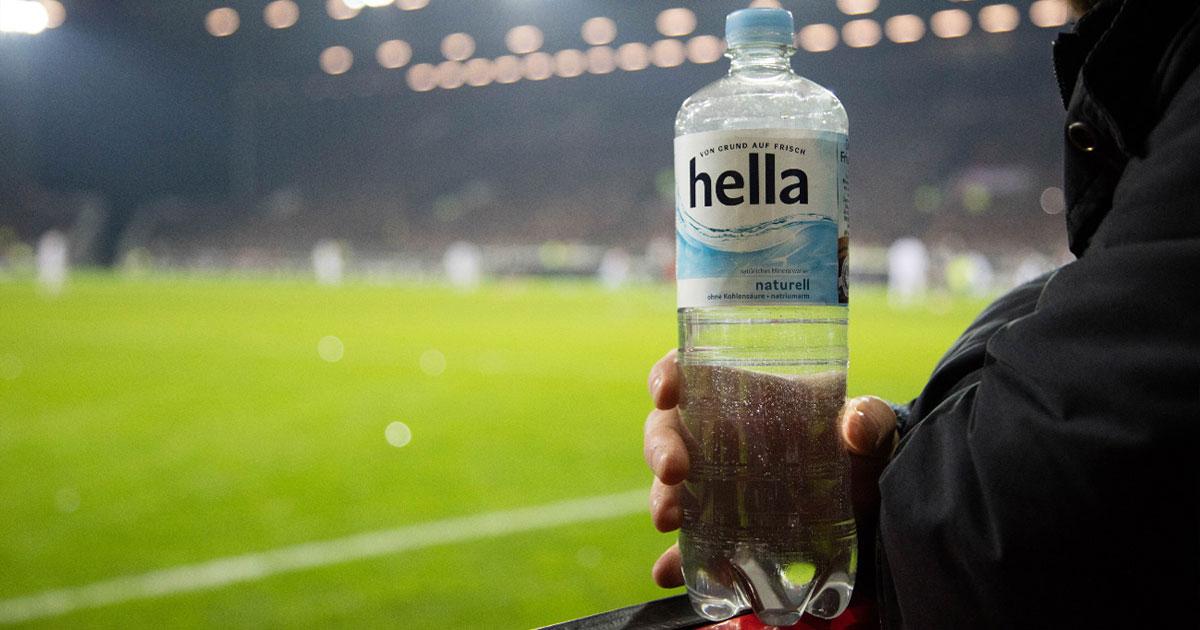 hella Mineralbrunnen und ROCK ANTENNE Hamburg schicken eure Liebsten zum FC St. Pauli
