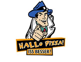 Hallo Pizza - wir liefern Pizza!