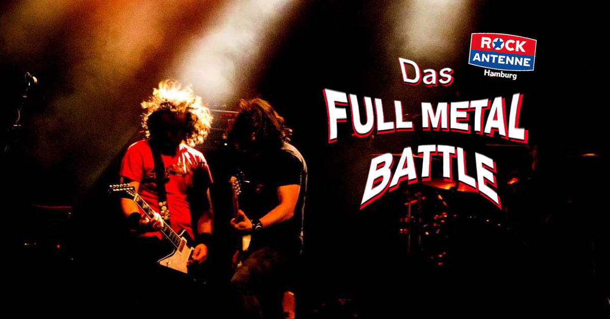 Das FULL METAL BATTLE: Holt euch den ultimativen Metal-Dreier!