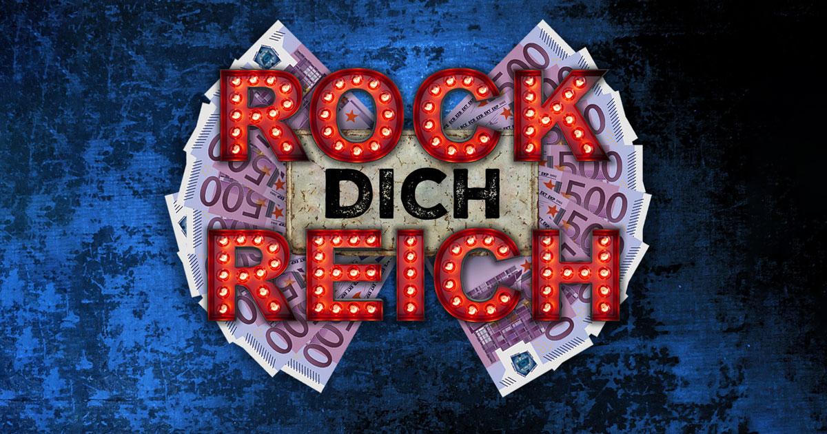 Rock dich reich: Schein holen und Euro Jackpot schnappen!
