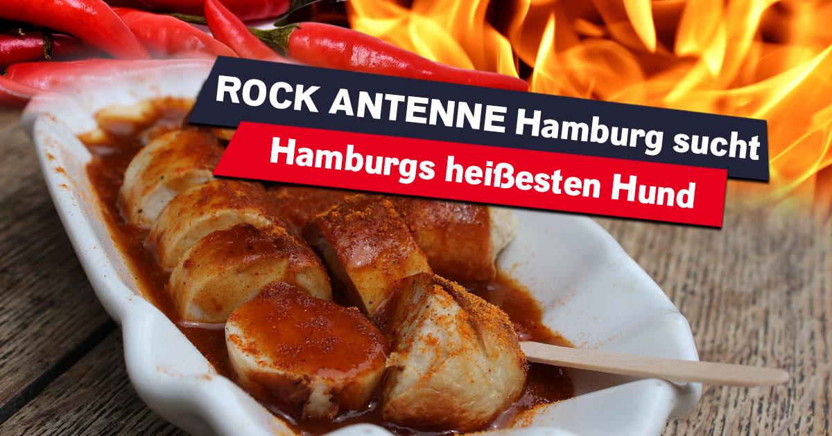 Werde Hamburgs heißester Hund!