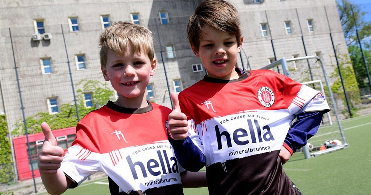 Ein Team für beste Fußballfreunde: Werdet FC St. Pauli Rabauken!