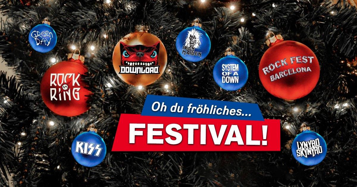 Wir schenken euch Tickets für die Festival Highlights 2020!