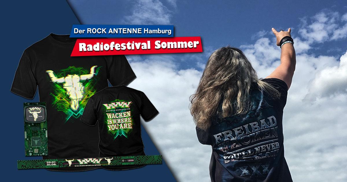 W:O:A im Radio-Edit: Schnappt euch unser Festival-Package!