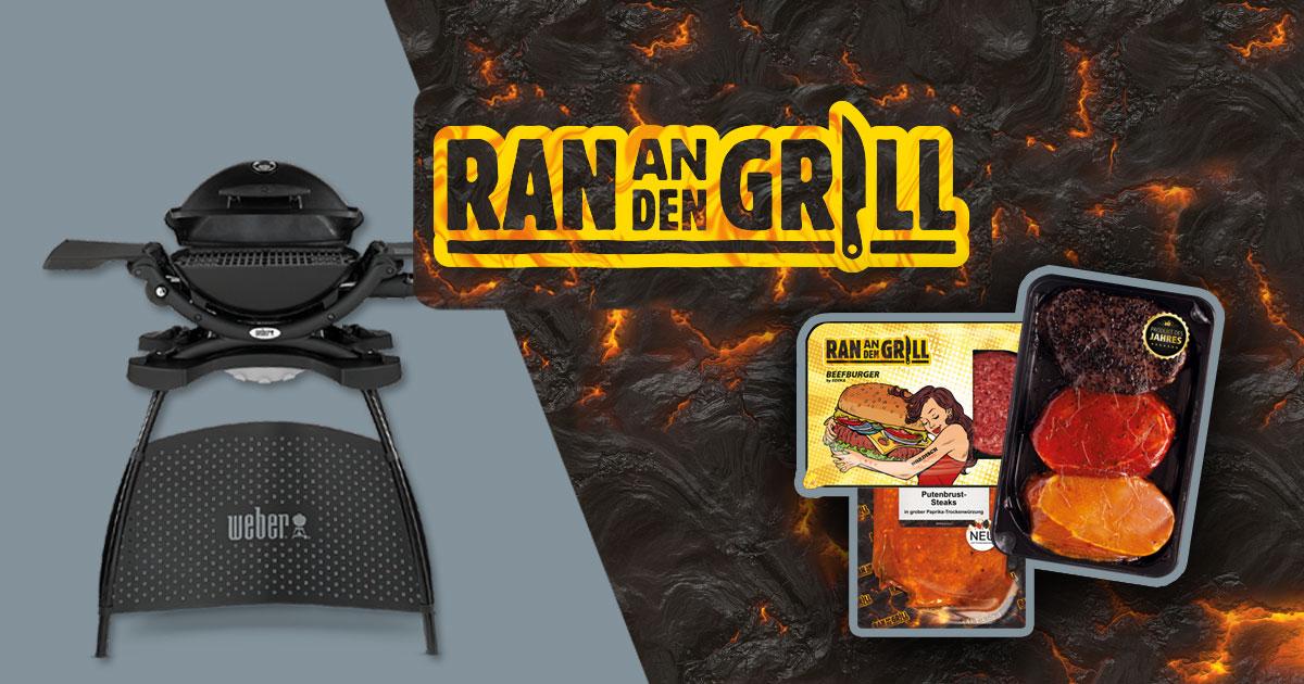"""Ran an den Grill: Wir machen euch fit für die erste Grillparty """"danach""""!"""