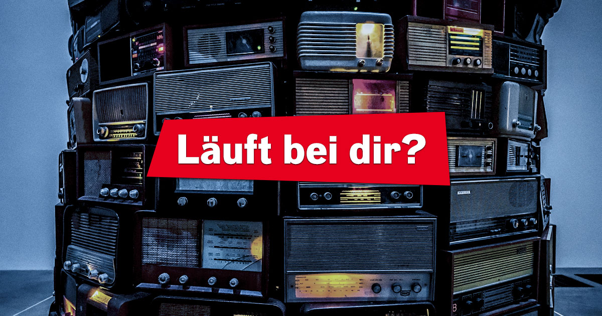 Läuft bei dir: Verratet uns, wo ihr ROCK ANTENNE Hamburg hört!