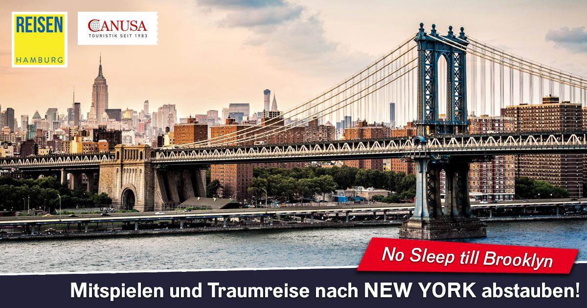 Rock dich rüber: Mitmachen und Traumreise nach New York erleben!