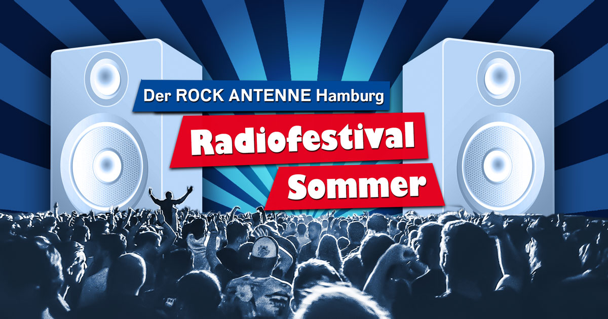 ROCK ANTENNE Hamburg Radiofestival Sommer: SUMMER BREEZE im Radio-Edit