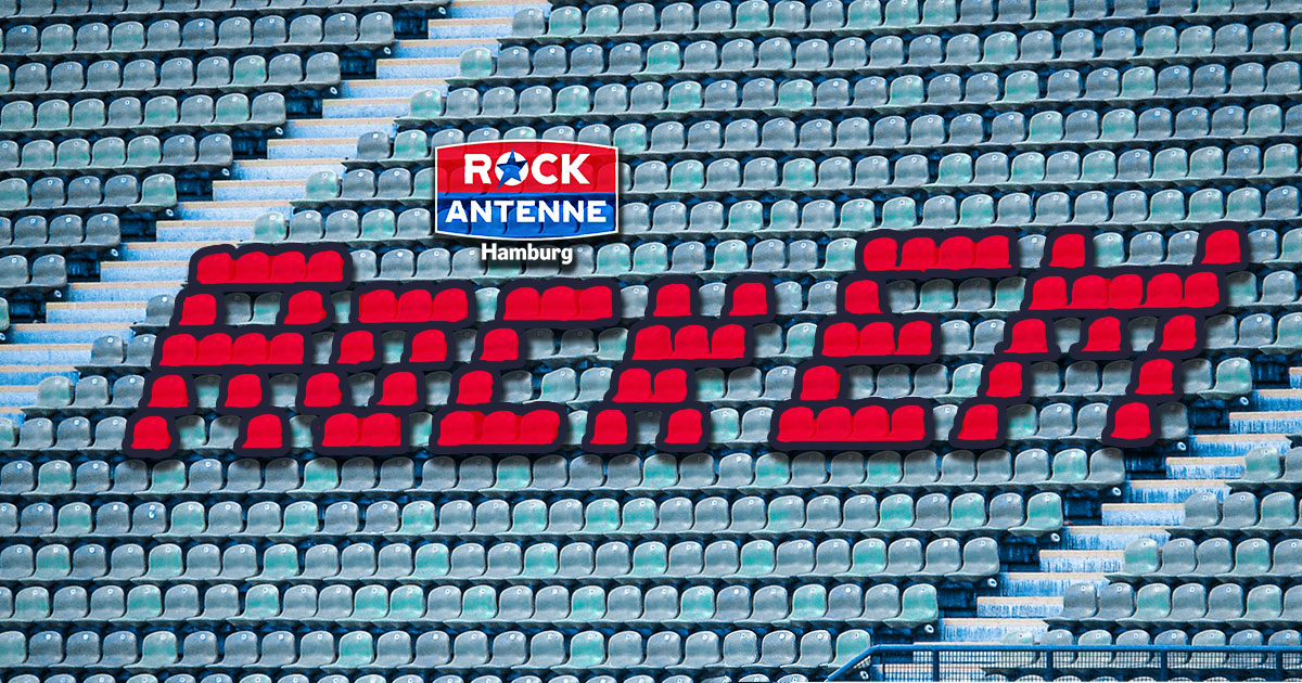 Die ROCK ANTENNE Hamburg ROCK EM 2020