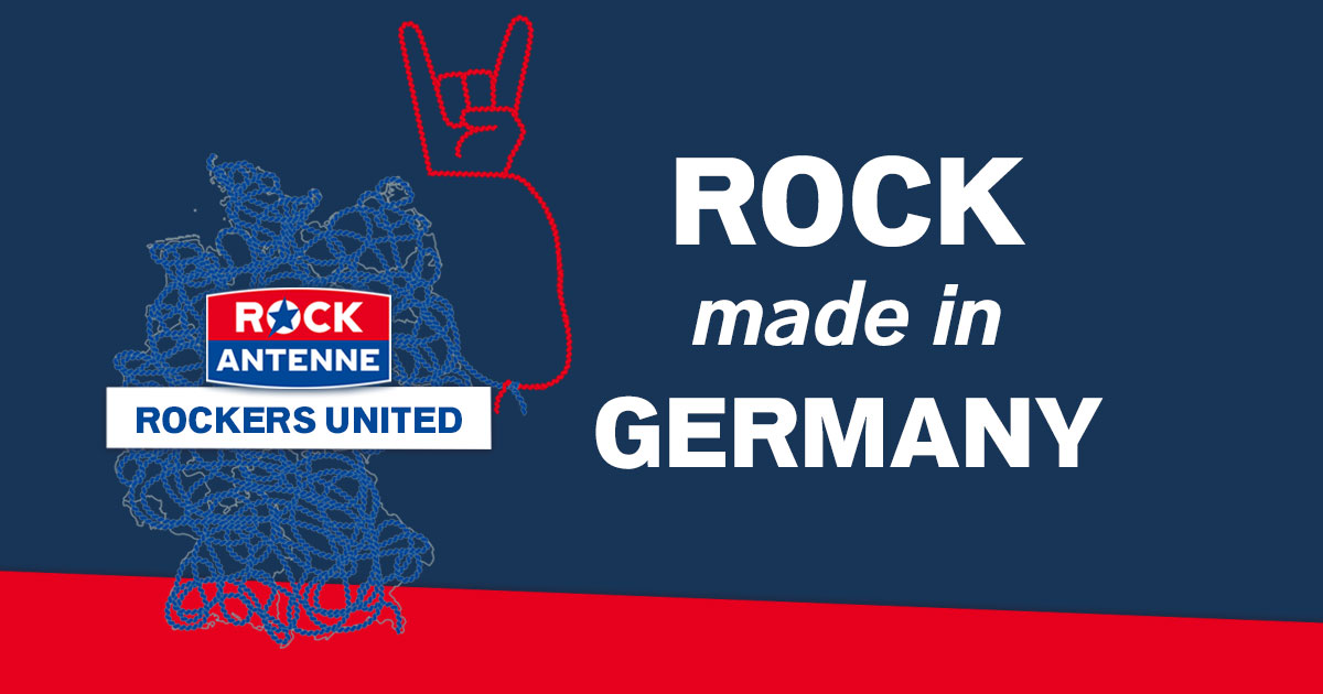 Rock made in Germany: So unterstützen wir deutsche Musiker/innen