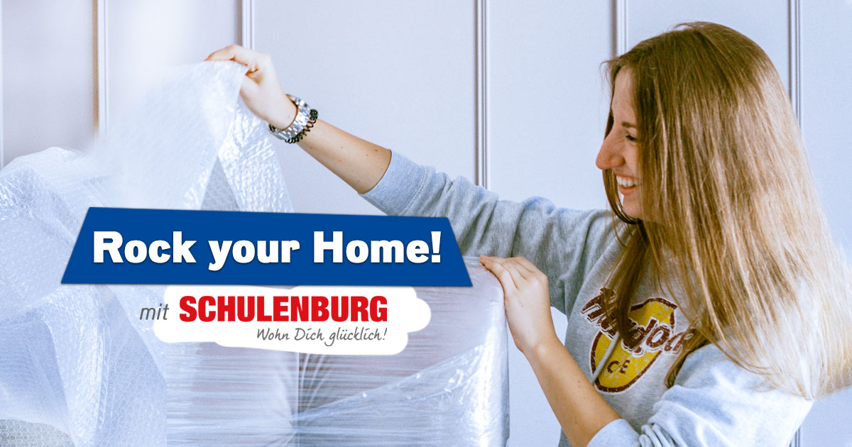 Rock your Home: Mitmachen und Gutscheine für Möbel Schulenburg sichern!