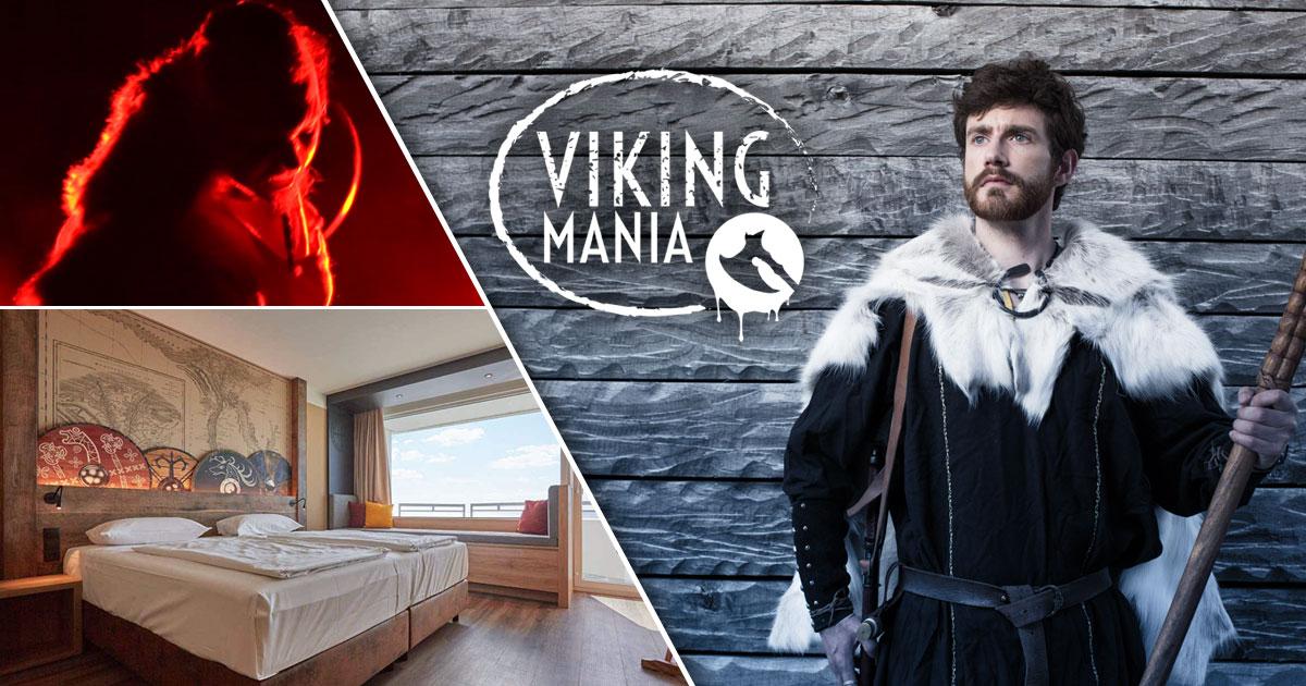 Von Nordmännern und Gruselgestalten: Wir laden euch ein zu VIKING MANIA!