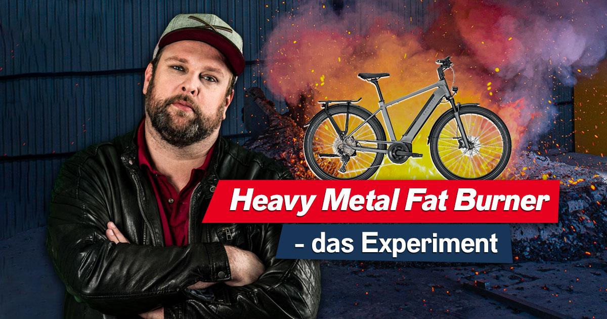 Der Heavy Metal Fat Burner: Mitmachen & Wunsch-Fahrrad sichern!