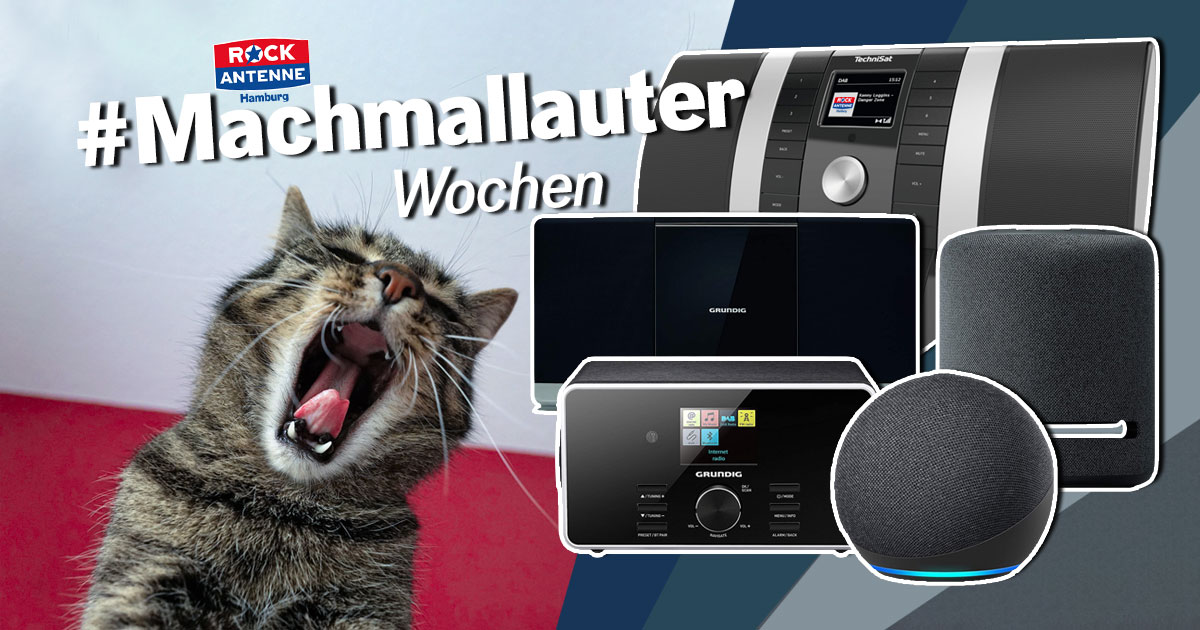 Die #Machmallauter Wochen: Mitmachen & mit neuen Geräten aufdrehen!