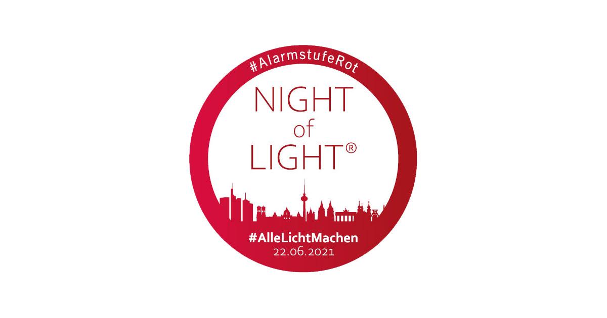 #AlleLichtMachen: Ein Zeichen für die Veranstaltungsbranche bei der Night of Light!