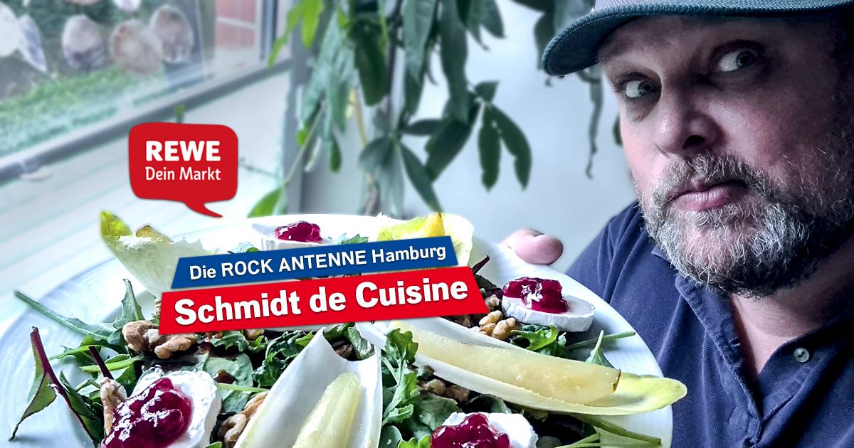 Morning Man Alex Schmidt und der REWE Lieferservice kochen für euch - gleich mitmachen!