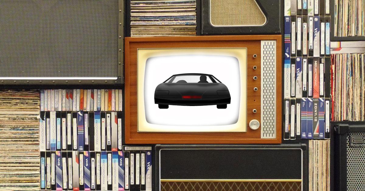 Emoji-Quiz: Erkennt ihr diese TV-Serien aus den 80ern?