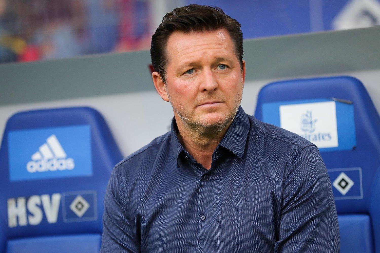 Zweite Fußball-Bundesliga: HSV trennt sich von Trainer Christian Titz