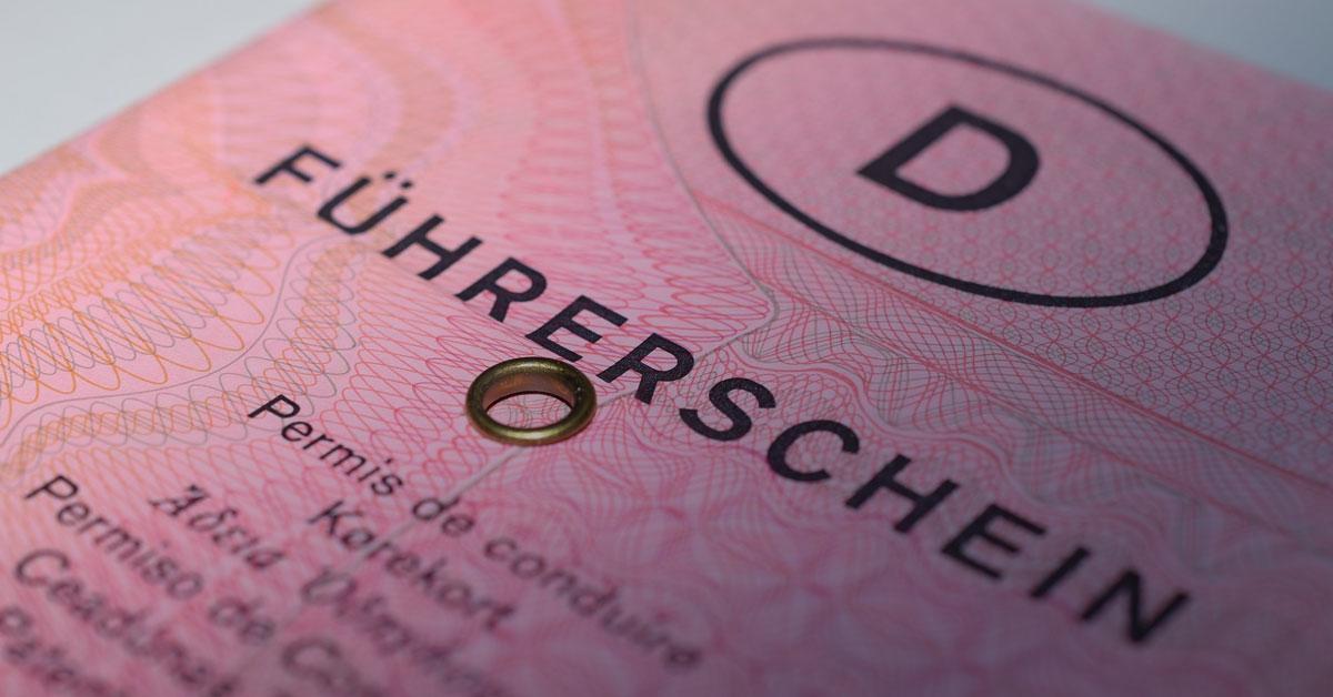 125 Jahre Führerschein: Würdet ihr heute noch bestehen?
