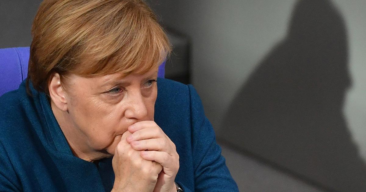 Merkel zieht Reißleine: will nicht mehr für Bundestag und Kanzleramt kandidieren