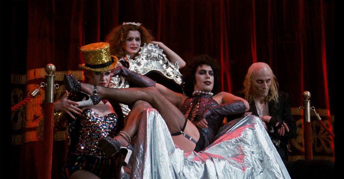 10 Fakten über The Rocky Horror Show: Let's Do The Time Warp Again