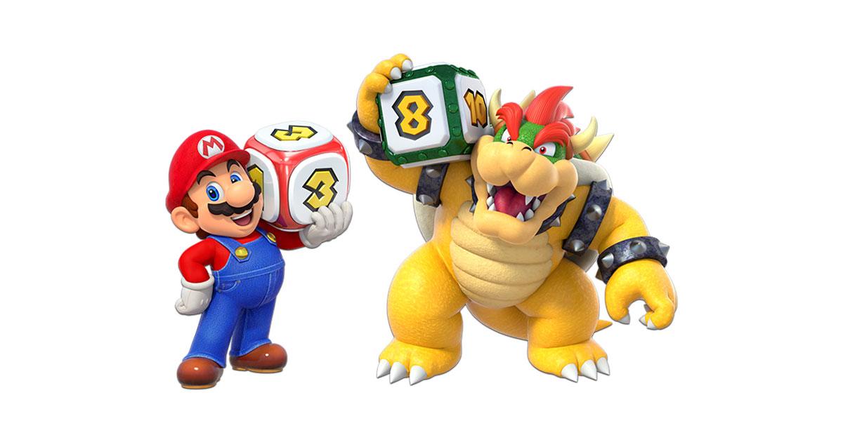 Zock'n'Roll: Wir checken das neue Super Mario Party