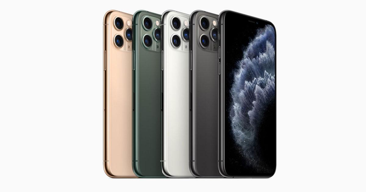 iPhone 11 vorgestellt: Drei neue Smartphone-Modelle von Apple