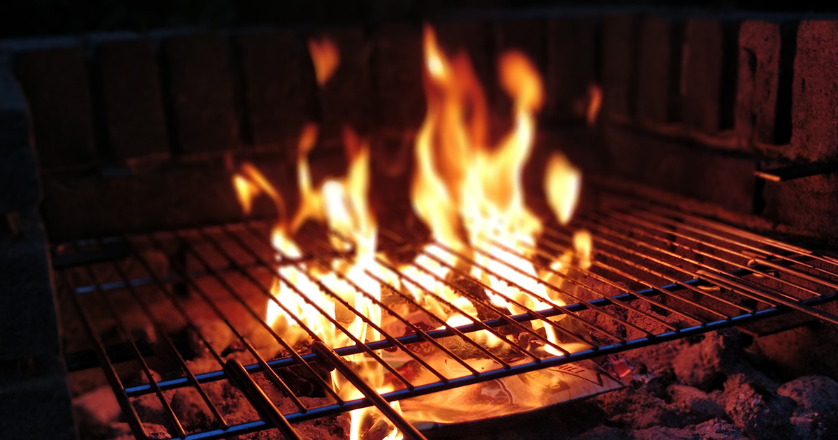 Grilling in the Name of: Grill Spezial